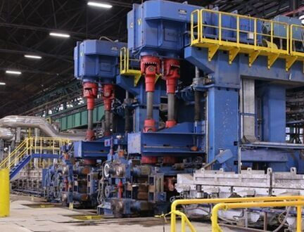 Medium Section Rolling Mill